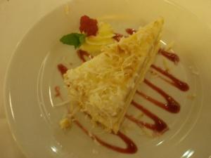 Cococococo-nuttt cake