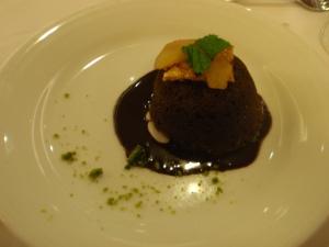 Molten chocolate CAKEEEEEEE!!