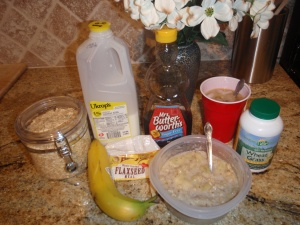 3 cheers for oats!!