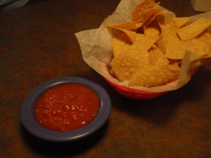 This salsa is gooooood!