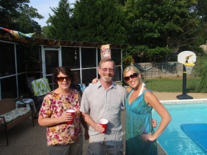 Me and the parentals :)