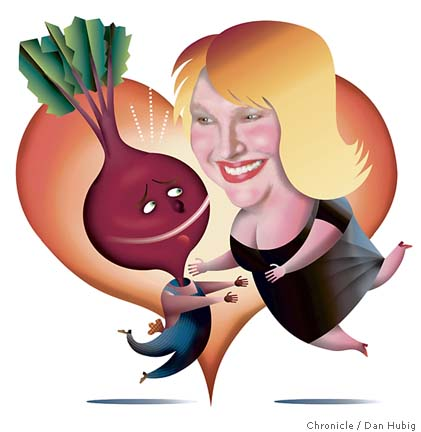 Me & the beet??