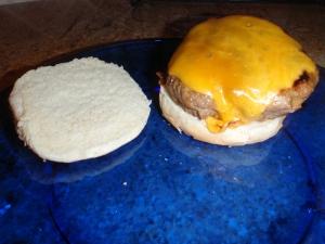 Monsta burger!