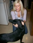 Steph & Lucy 3 Turkey Day
