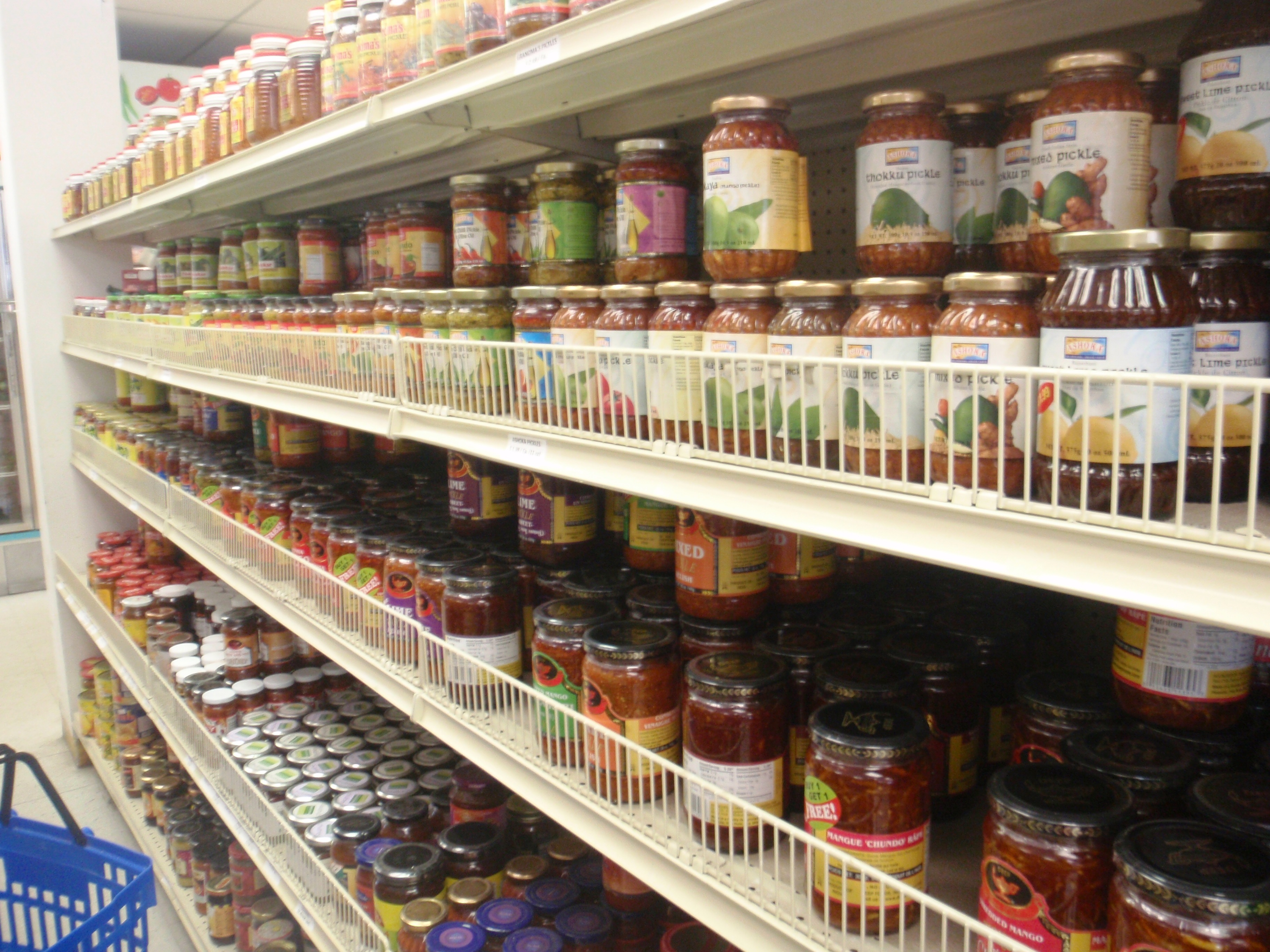 Indian Grocery Cookinfanatic